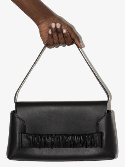 Black Chouchou leather shoulder bag