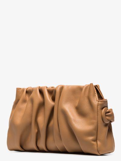 brown Vague leather shoulder bag