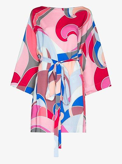 Quirimbas print tunic