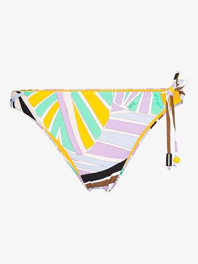 Sal print bikini bottoms