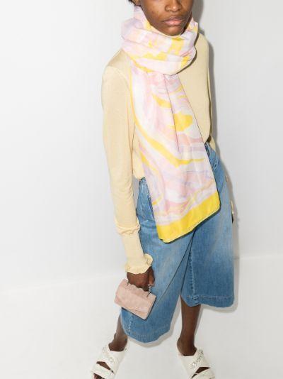 Vetrate print sarong