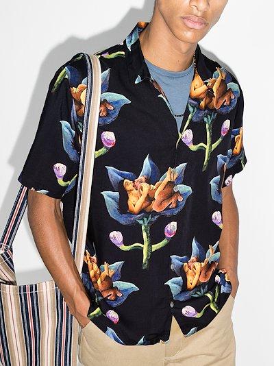Dendrophilia printed shirt