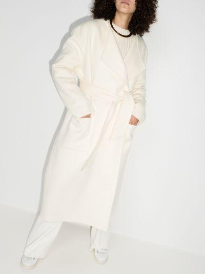 Pisa wool coat
