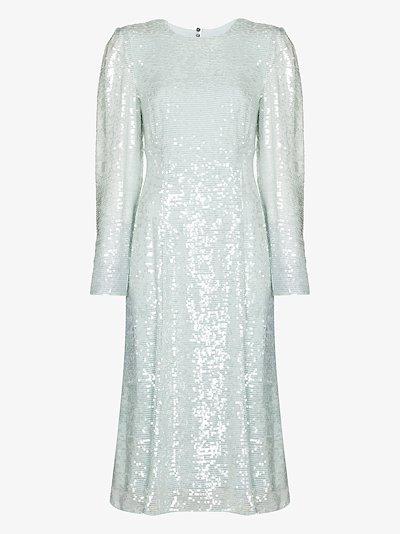 Ivor sequin dress