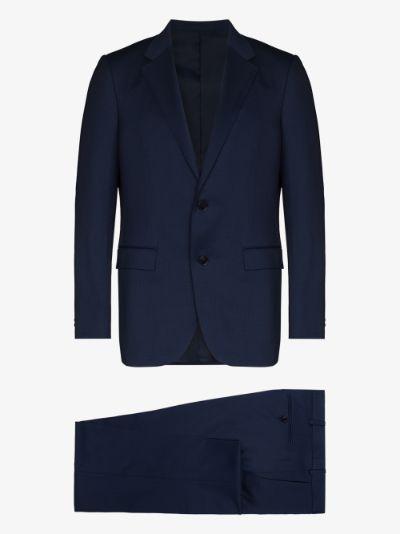 Drop 7 two-piece wool suit