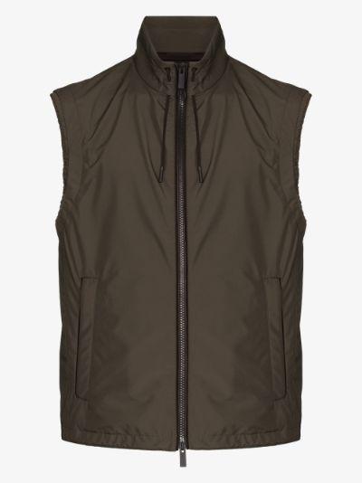 Stratos padded vest