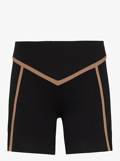 corset cycling shorts