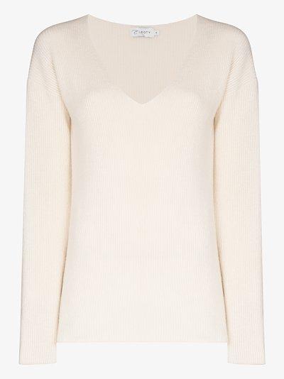 eloise V-neck sweater
