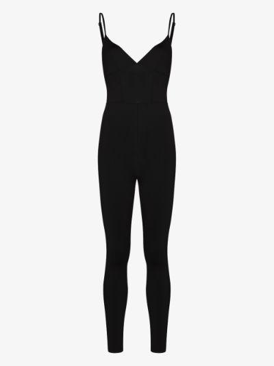 Ilona V-neck jumpsuit