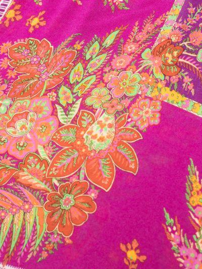 Chora floral print Mini Dress