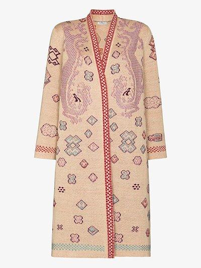 Sciro embroidered cardigan