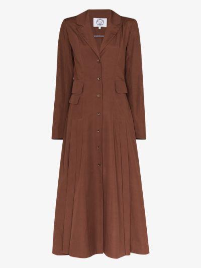 Morality 1 A-line coat
