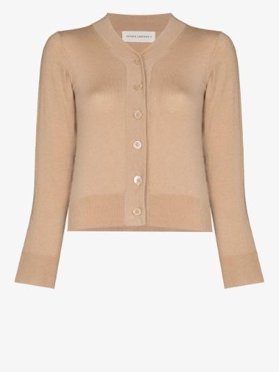 Agnes button-down cardigan