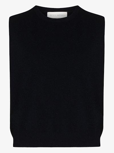 cashmere sweater vest