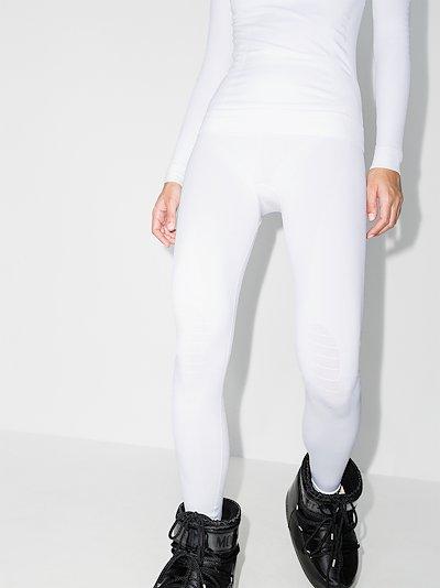 high waist base layer leggings