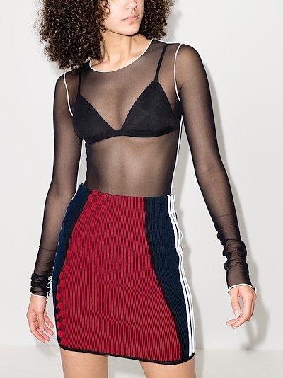 Barbara mesh bodysuit