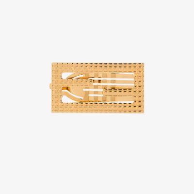 Baguette hair clip