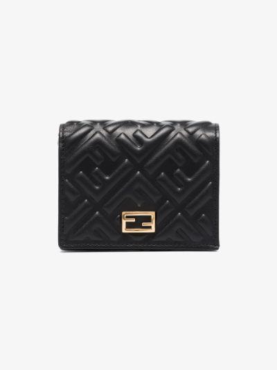 baguette mini wallet