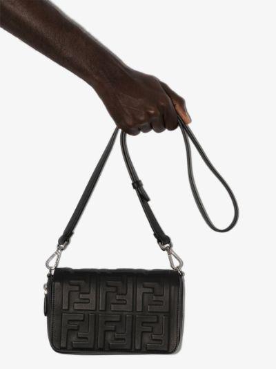 FF motif messenger bag