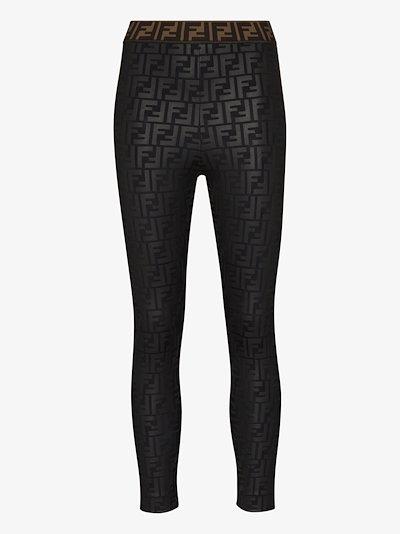 FF-print leggings