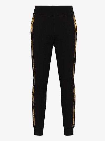 side-panel track pants