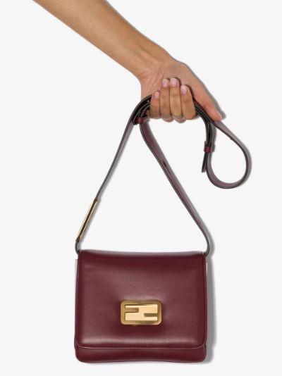 small Fendi ID crossbody bag