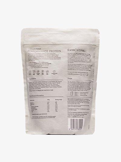 Performance Protein chocolate and peanut powder