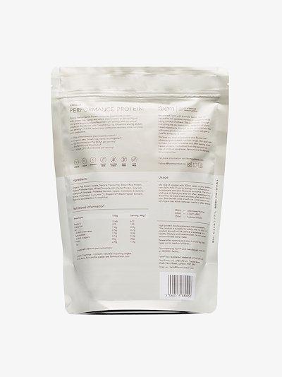 Performance Protein vanilla flavoured drink