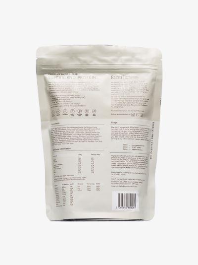 Superblend Protein chocolate salted caramel protein powder