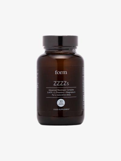 ZZZZs Nootropic sleep aid vegan capsules