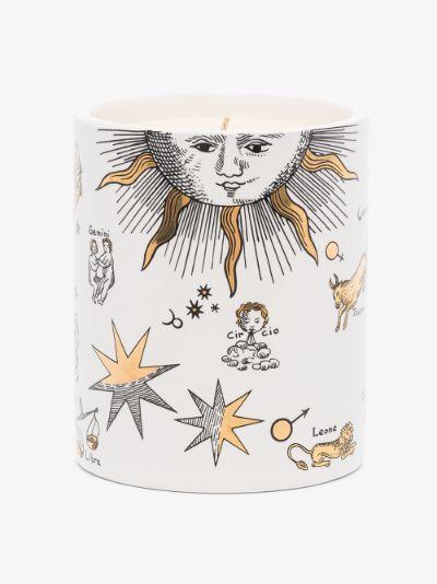 white Astronomici Bianco candle