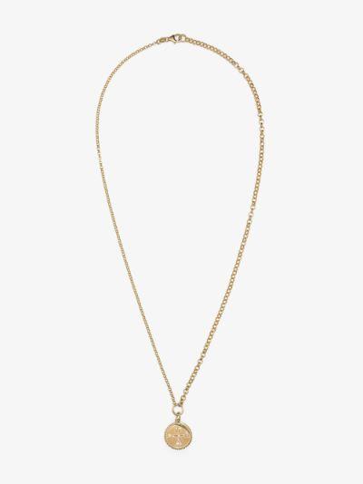 18K Yellow Gold Dream Medium Mixed Belcher Chain Diamond Necklace