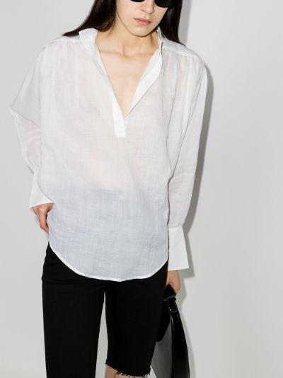 Emma puff sleeve shirt