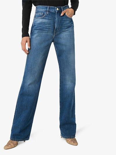 Le Jane high rise jeans