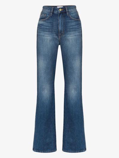 Le Jane straight leg jeans