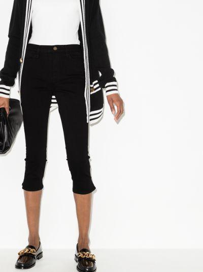 Le Pedal high waist jeans
