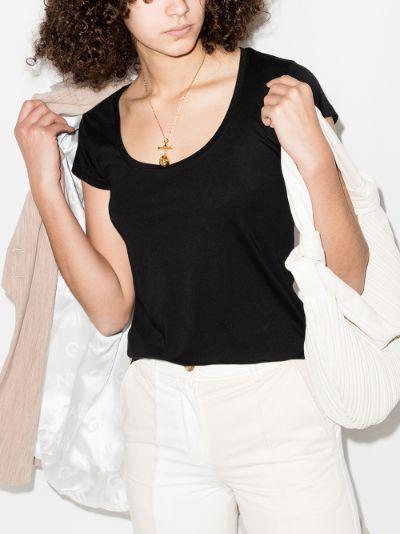 Le Scoop cotton T-shirt