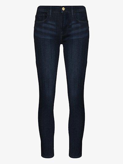 Le Skinny De Jeanne cropped skinny jeans