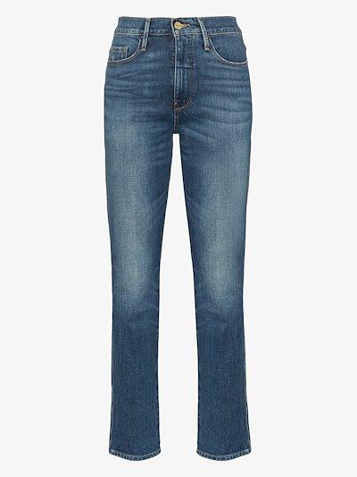Le Sylvie slim leg jeans
