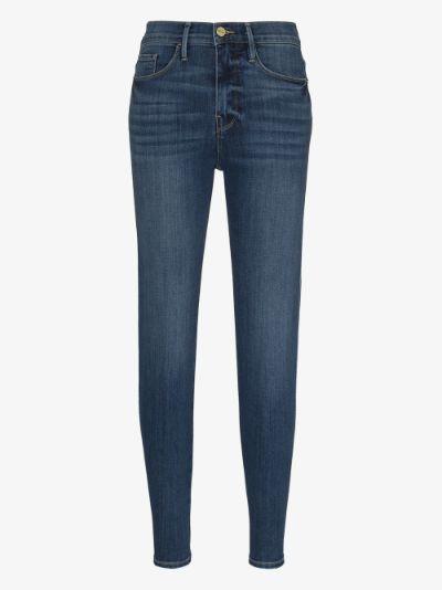 Le Sylvie Straight Leg Jeans