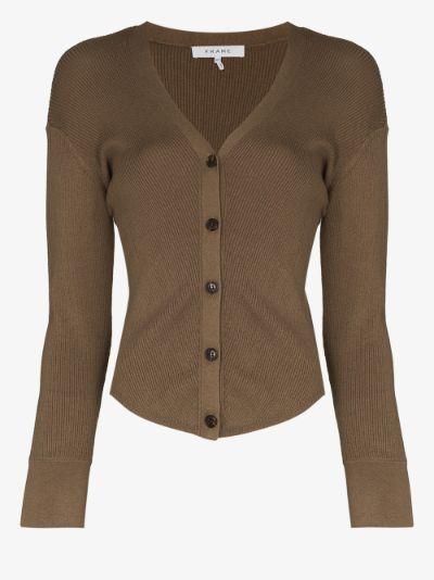 Phoebe button-up cardigan