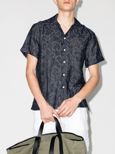 Roberto jacquard shirt