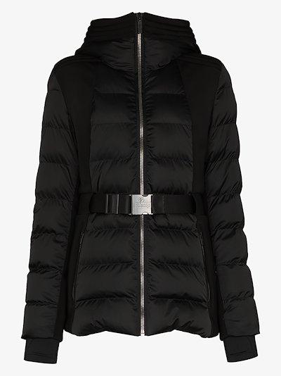 Anouk quilted ski jacket