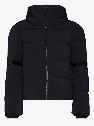 barsy puffer ski jacket
