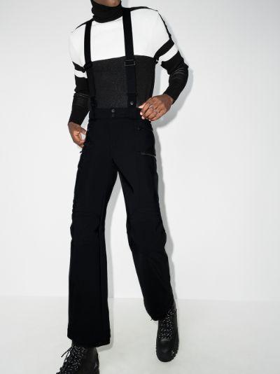 Flash ski bib trousers