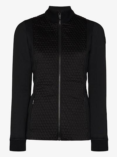 Hermine quilted ski jacket