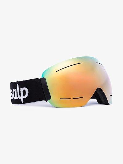 multicoloured Pace Eyes II ski goggles