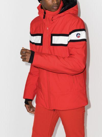 Vianney hooded jacket