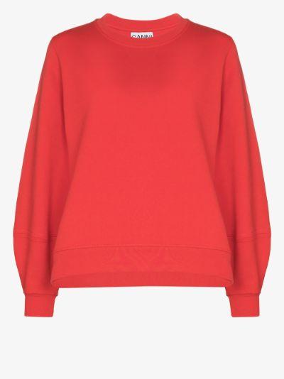 Software crew neck sweatshirt