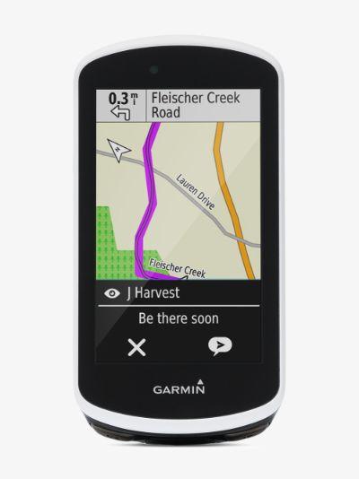 black Edge 1030 GPS bike computer